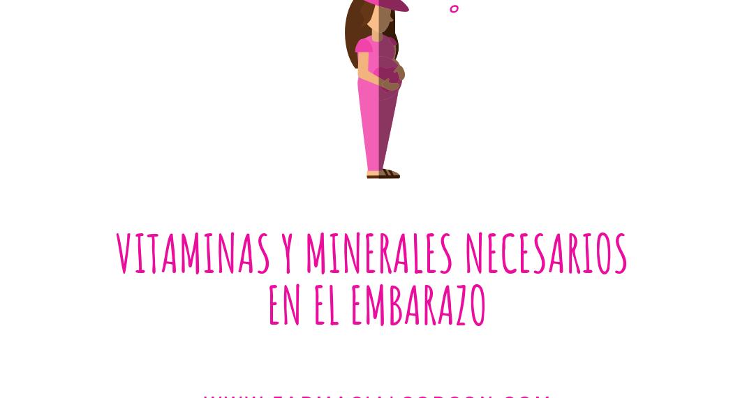 vitaminas-embarazo-farmacia-belen-vara